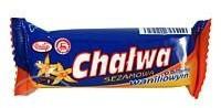 Chalva s vanilkou
