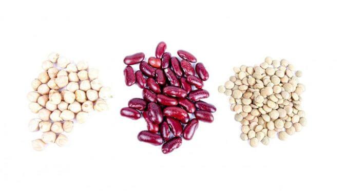 Luštěniny, kvalitní zdroj sacharidů a bílkovin