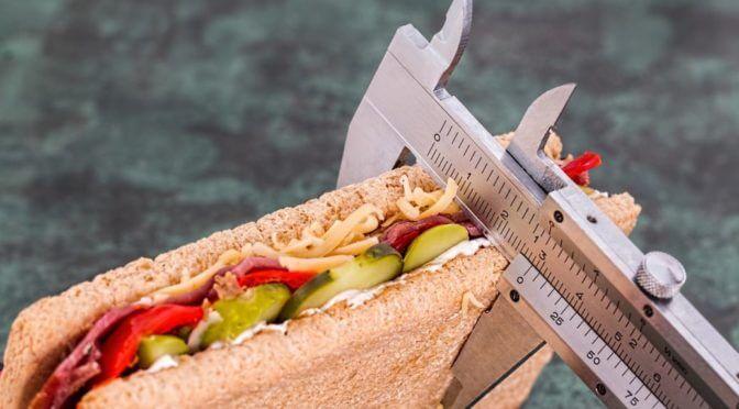 Kalorie měřit posuvkou nejde