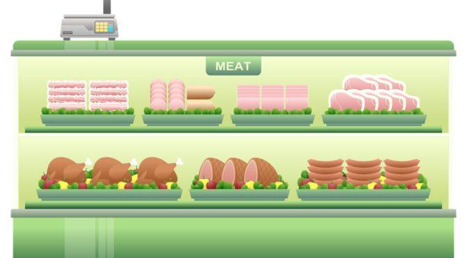 Maso ve výživě