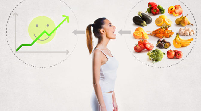 Žena a přibírání na váze