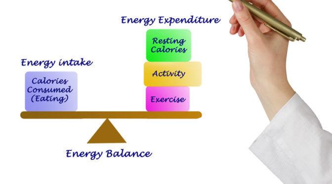Spočítejte si množství energie pro zdravé přibírání