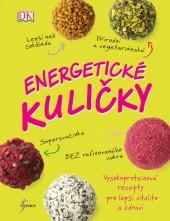 Kniha Energetické kuličky přebal