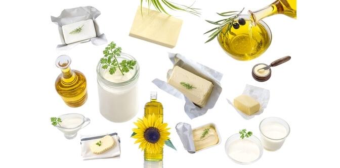 Tuky rostlinné i živočišné